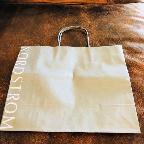 1 Small Nordstrom Shopping Bag